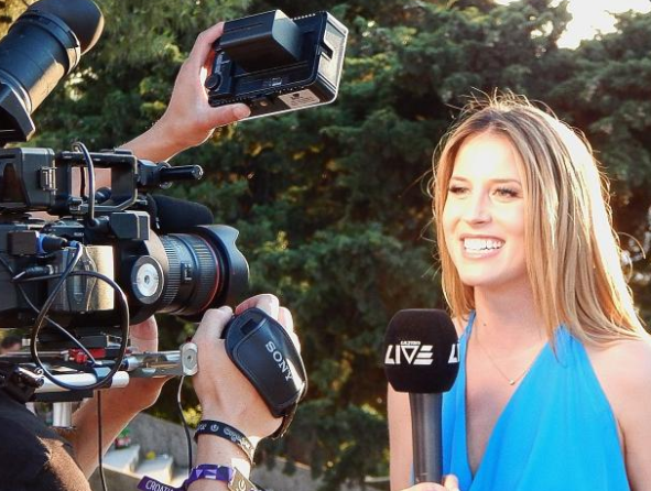 Reporter ialah orang