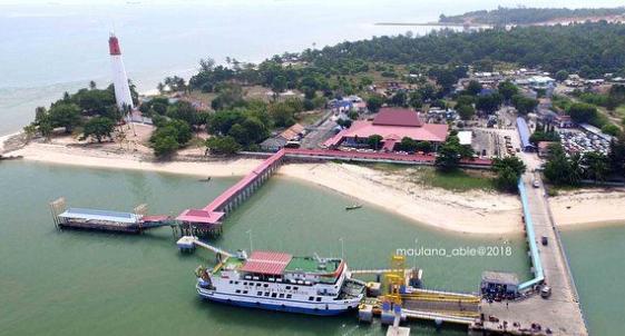 Bangka Belitung lewat